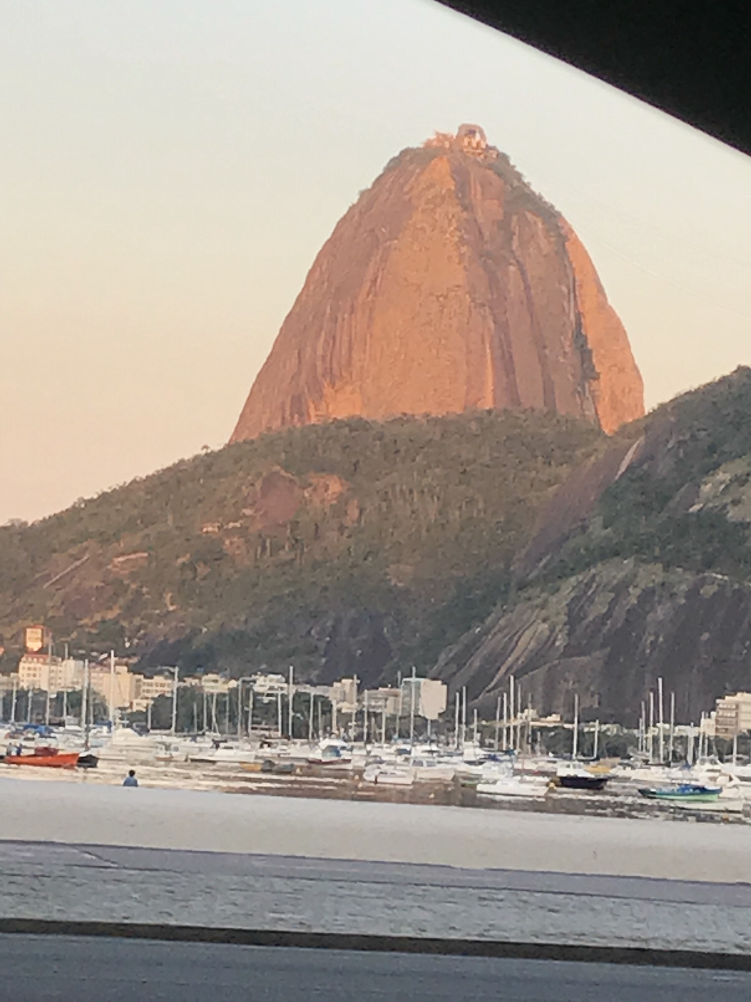 I Left My Heart in Rio